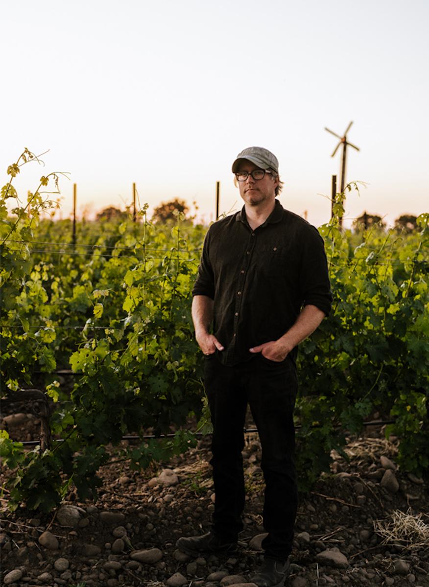 Winemaker Todd Alexander