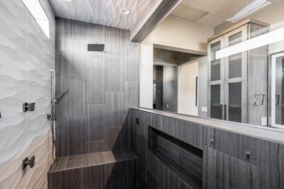 Master Bath - Steam Shower