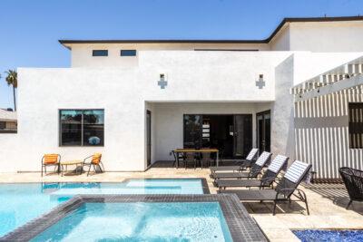 Swim and Lounge