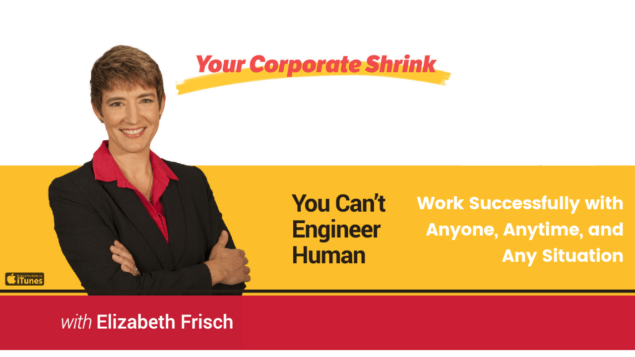 You Can't Engineer Human: Work Successfully with Anyone, Anytime, and Any Situation