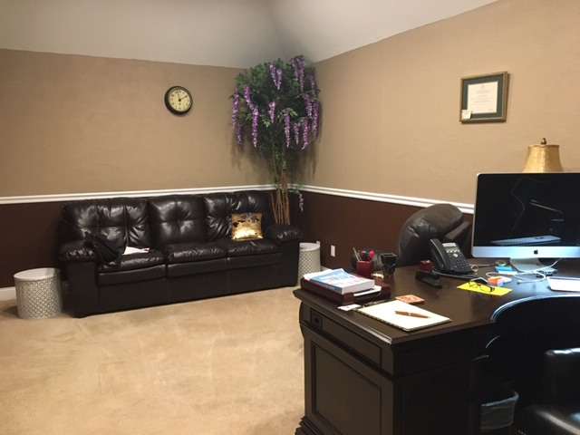 Marriage counseling office
