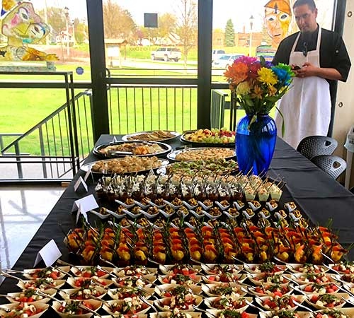 catering-having-a-party