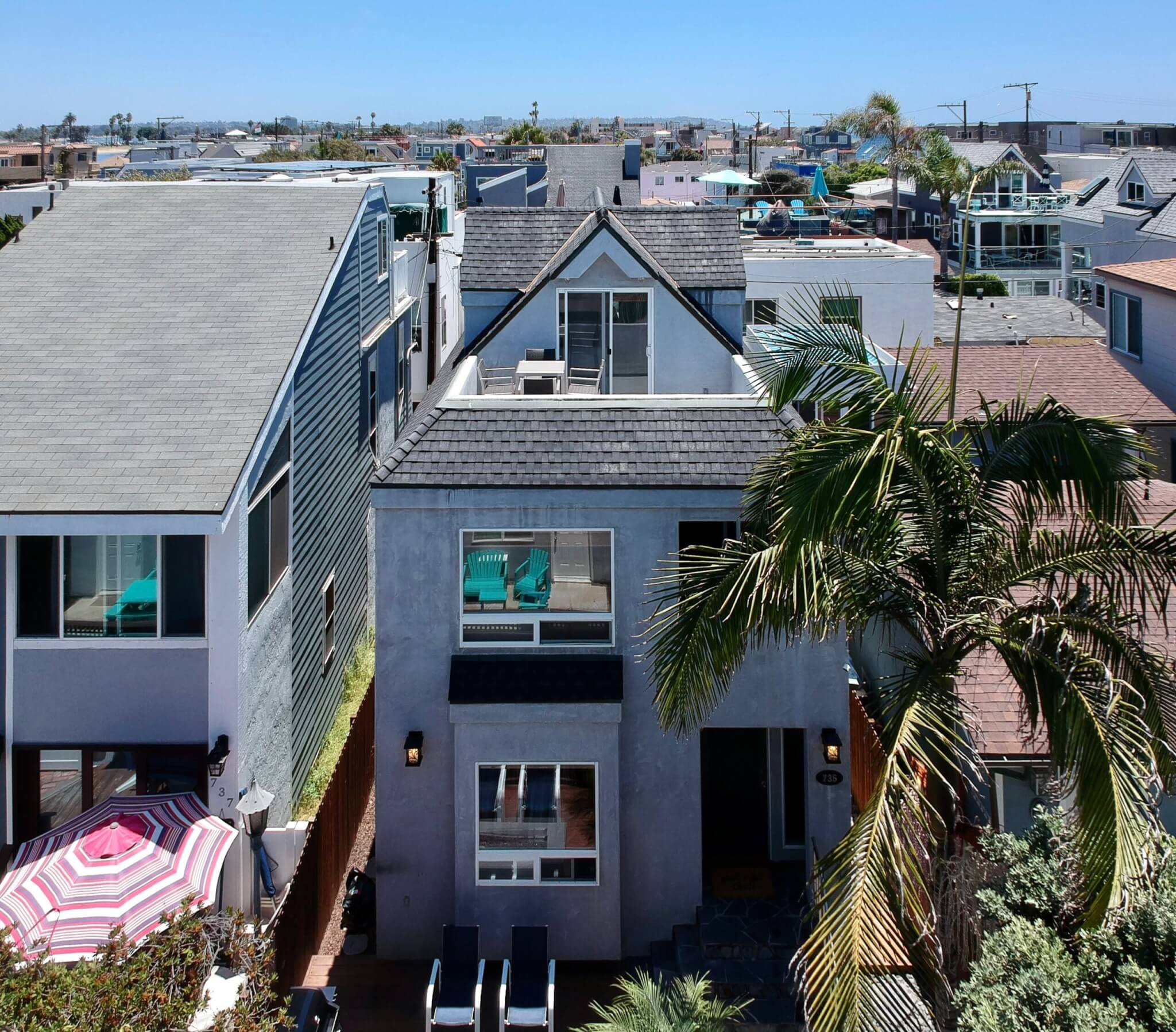 Mission Beach Home – Steps to the Beach and Bay!