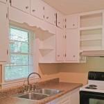 Repaired kitchen