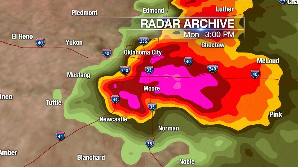 Oklahoma Tornado Disaster