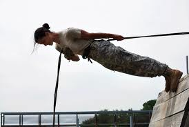 female-soldier-strength-wall