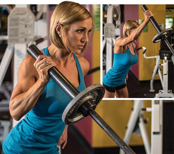 Female Upper Body Strength
