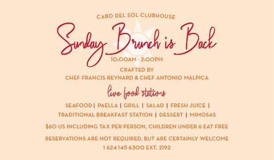 Cabo Del Sol Brunch Menu 555x325