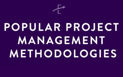 Popular Project Management Methodologies