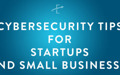Cybersecurity Tips for Startups  and Small Businesses