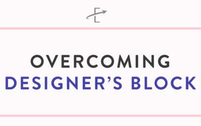 Overcoming Designer's Block