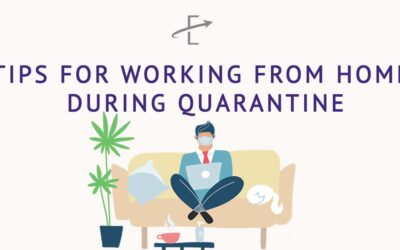 Tips for Working From Home  During Quarantine