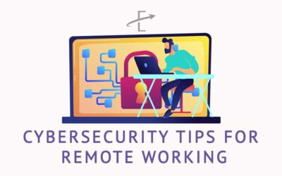Cybersecurity tips for remote working