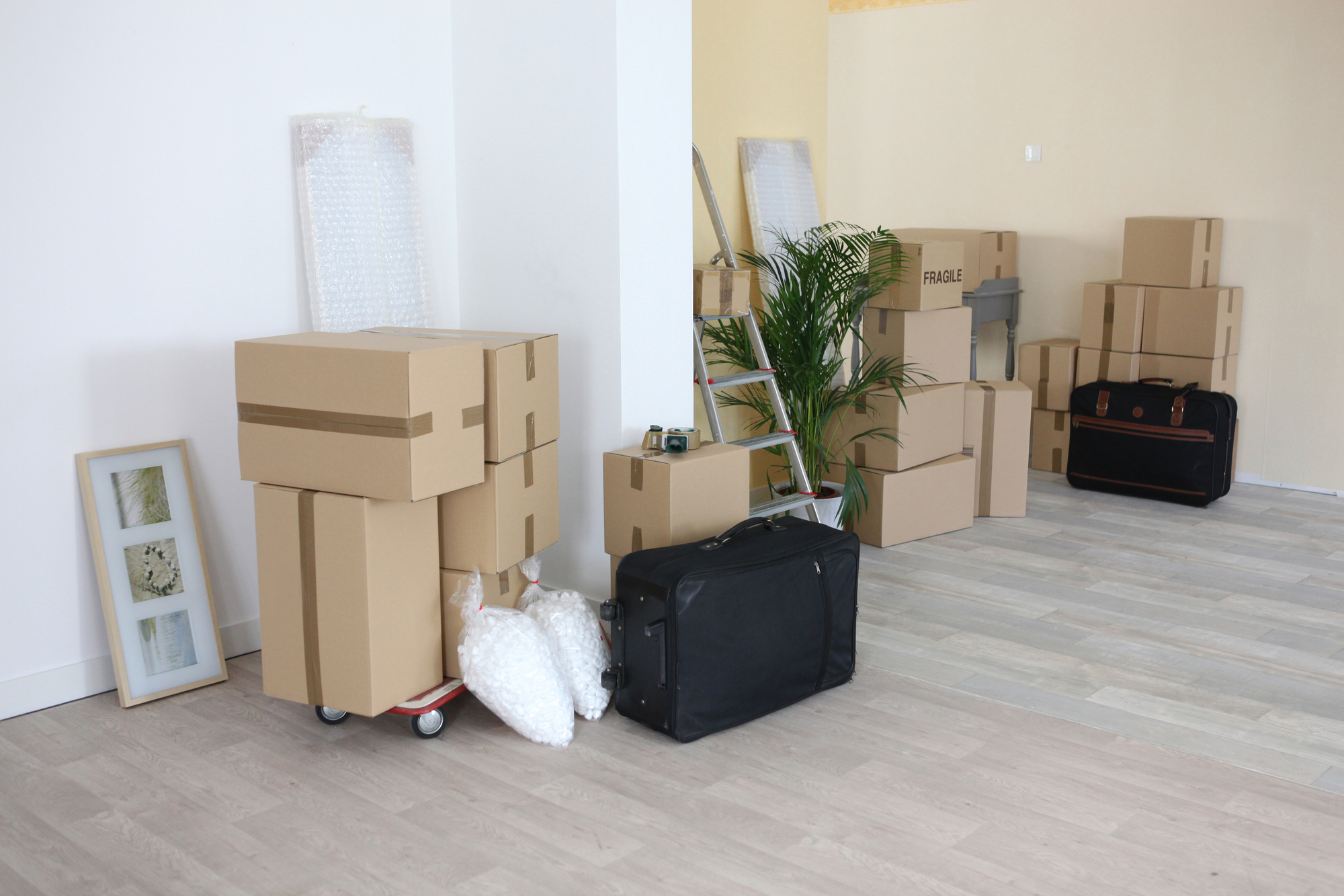 Tips for Moving in the New Year