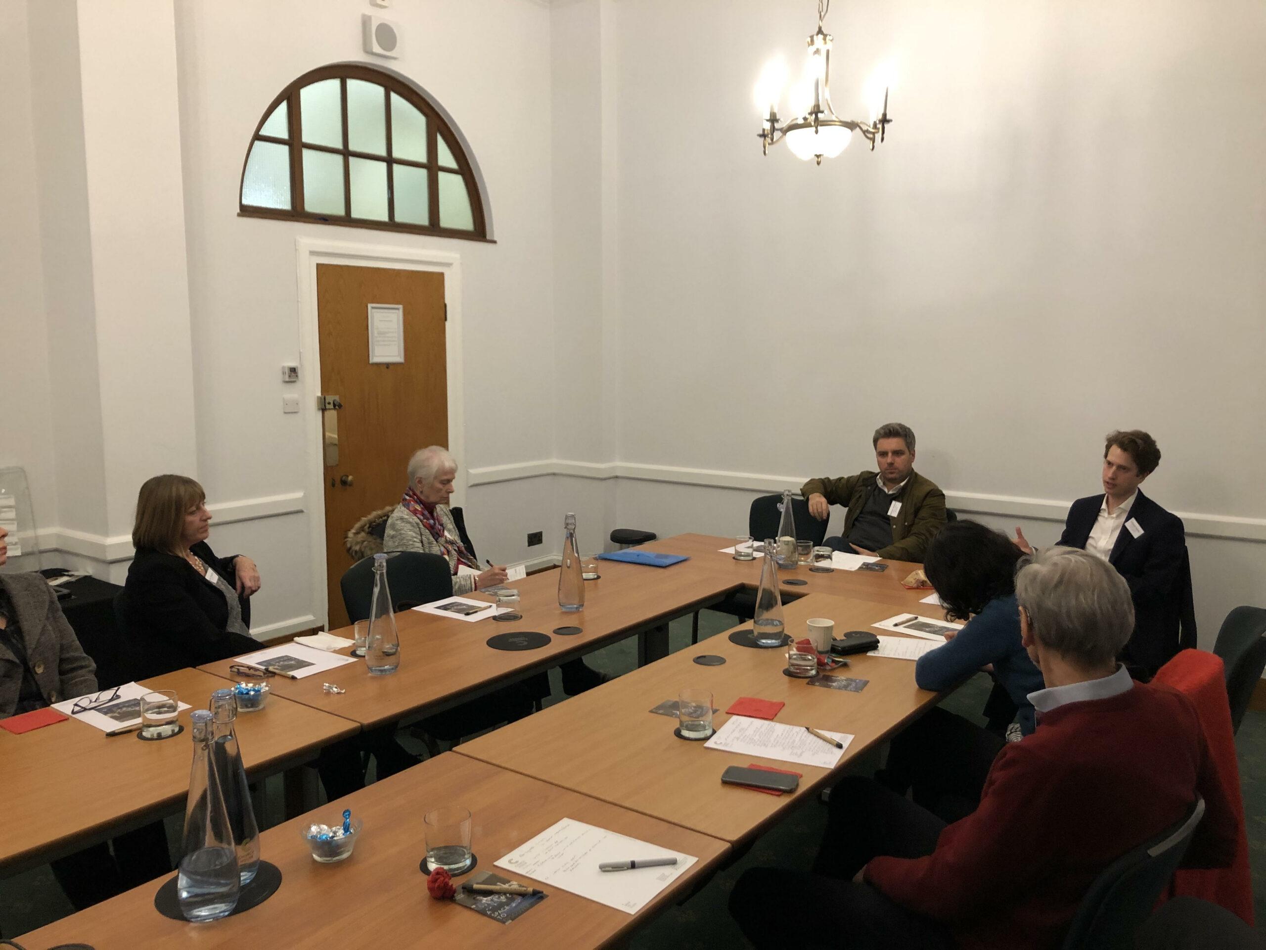Expert+ workshop panel