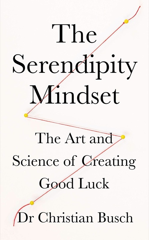 Book Launch: The Serendipity Mindset