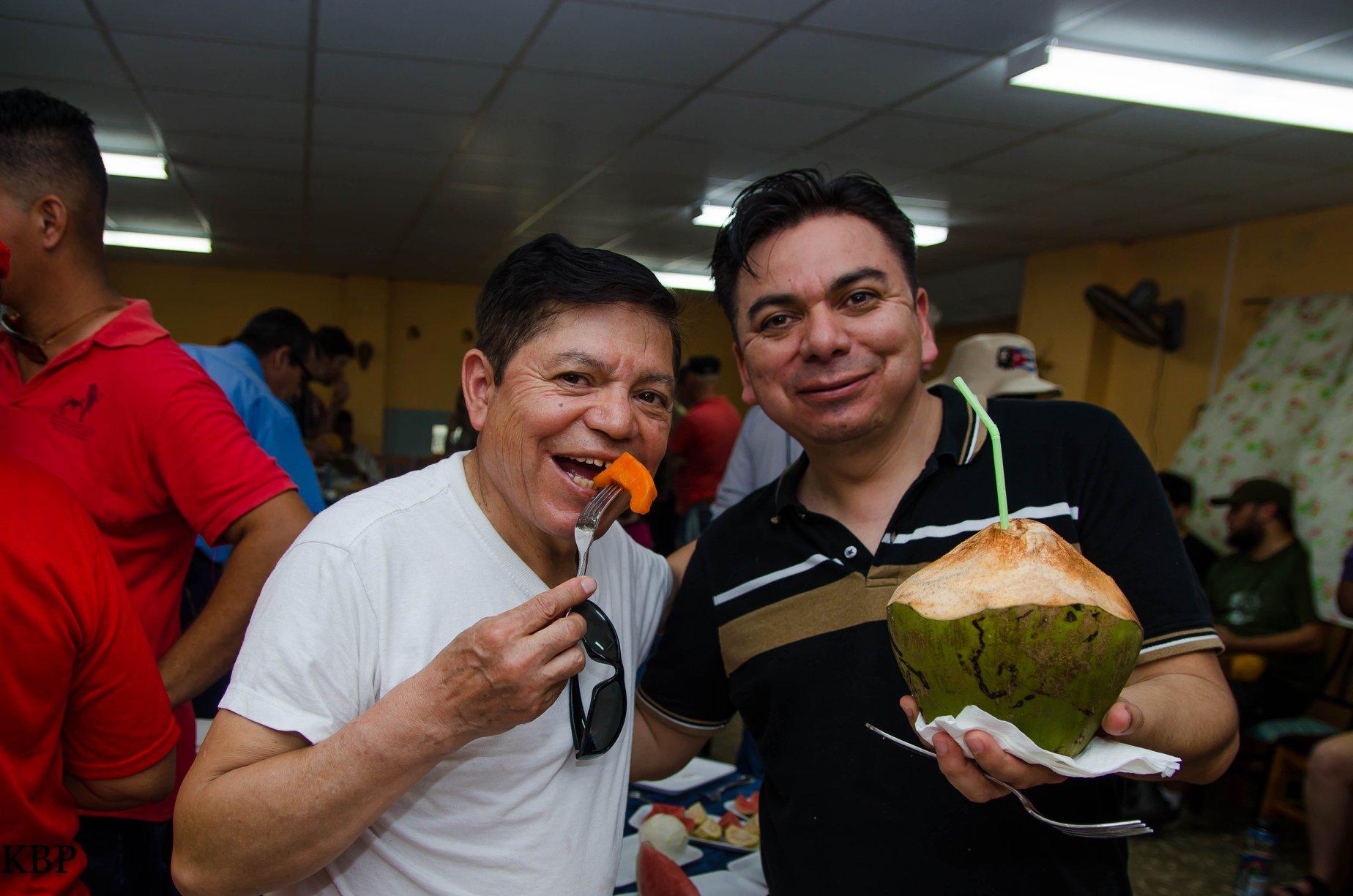 DidUeverdrinkacoconut