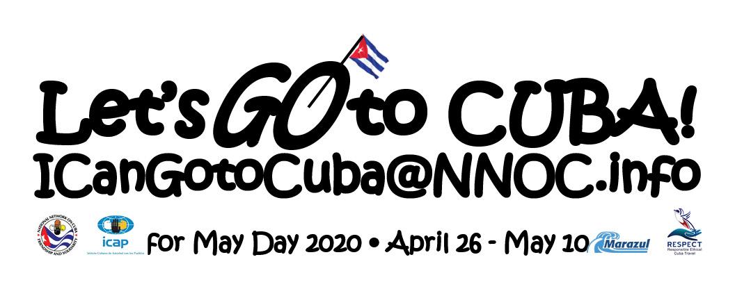 LetsGotoCuba2020