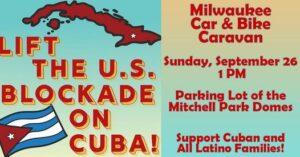 Sept 26 Milwaukee @ Mitchell Park Domes parking lot