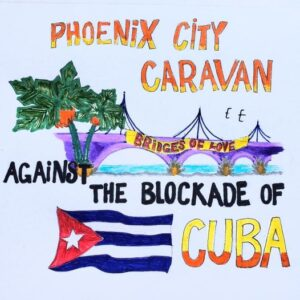 Sept. 26 Phoenix | Rally, literature table, banner painting and banner drop. @ Margaret T. Hance Park