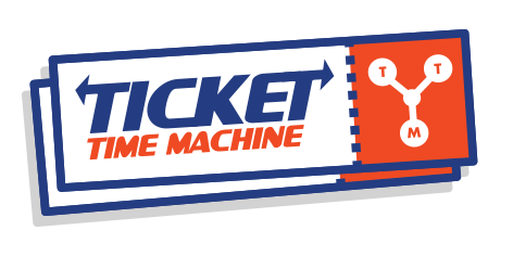 Ticket Time Machine