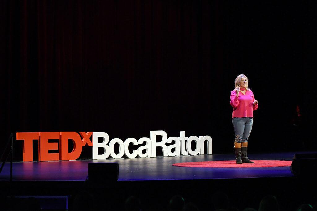Speaker: Becky Woodbridge