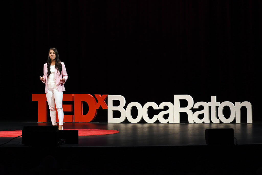 Speaker: Raichelle Aniceto