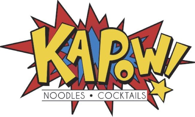 Kapow Noodle Bowl Logo