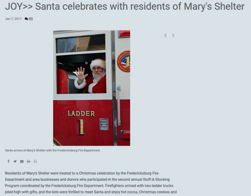 In the News: January 7, 2017