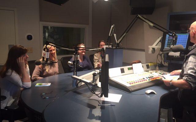 Kathleen Wilson ~ Guest on Ted Schubel's Town Talk NewsTalk 1230WFVA