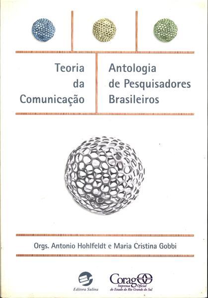Capa do livro Teoria da Comunicação