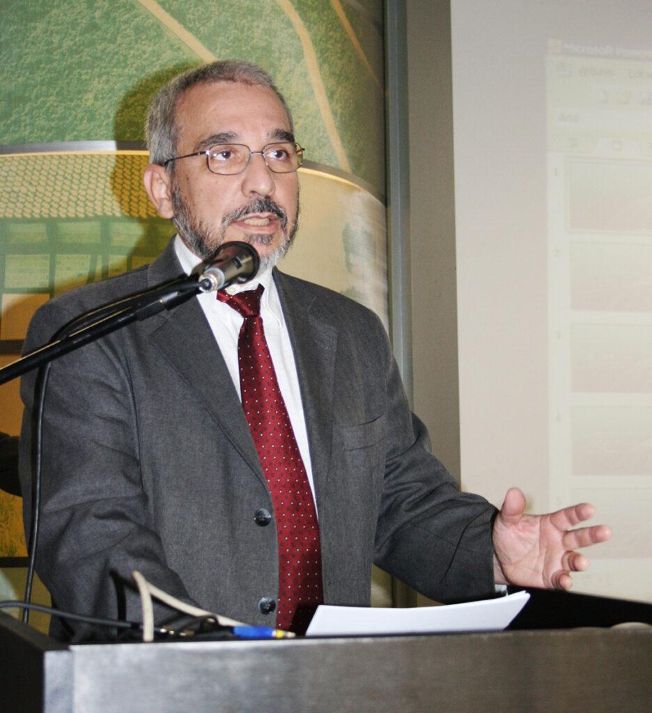 Cesar Valente, em 2009