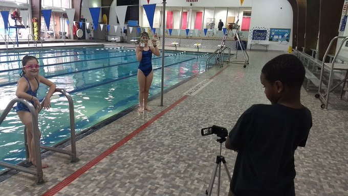 Anti-Drowning Technology Field Trip and Video