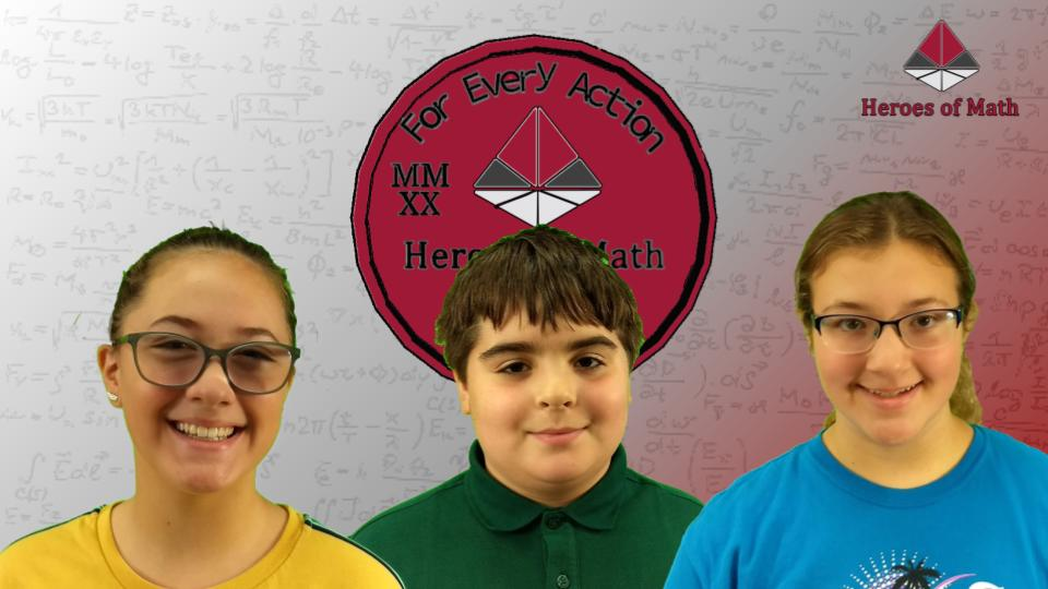 Heroes of Math Project Highlights 2019-2020