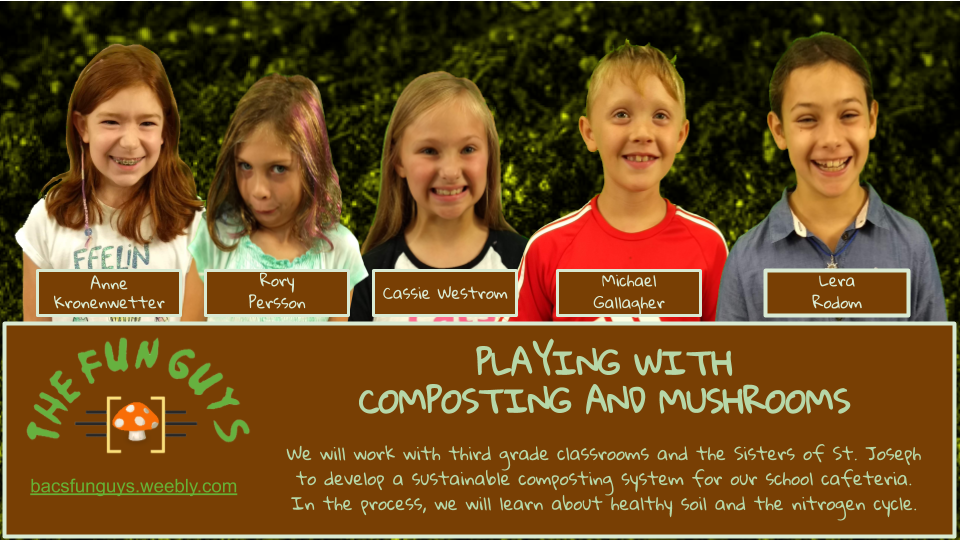 Composting Project Report 2020