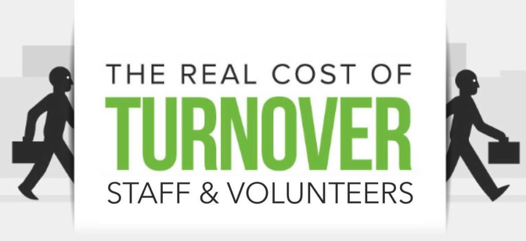 Staff and Volunteer Turnover