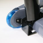 steel accessory for exercise equipment