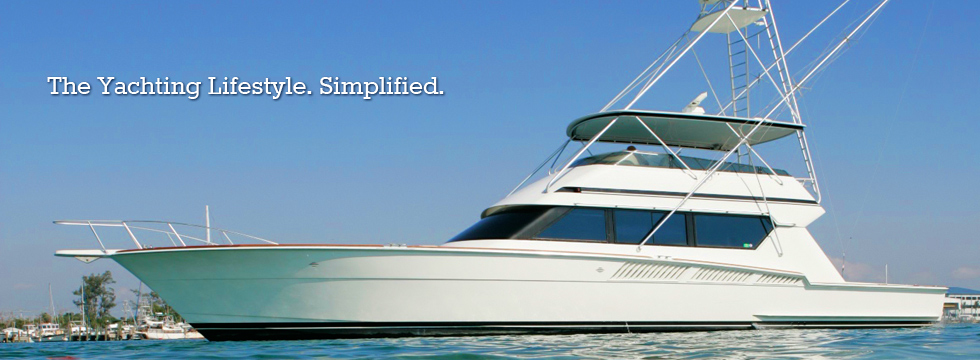 The Yachting Lifestyle. Simplified.