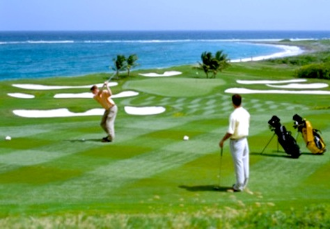 Take in a Round of Golf