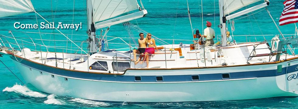 Come Sail Away!