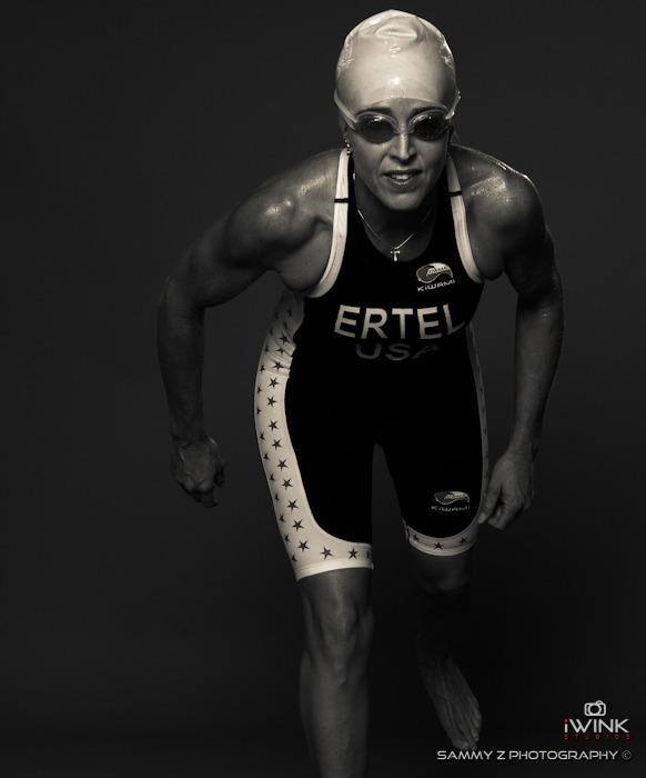 Julie Ertel Triathlete - Water Polo Player - Beijing 2008 Summer Olympics - Sydney 2000 Summer Olympics - 2012 London Olympics