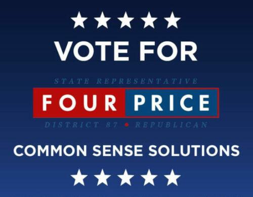 vote four price