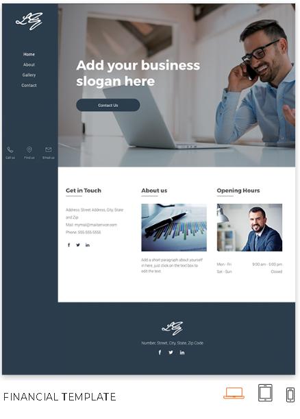 Tax Preparation Website