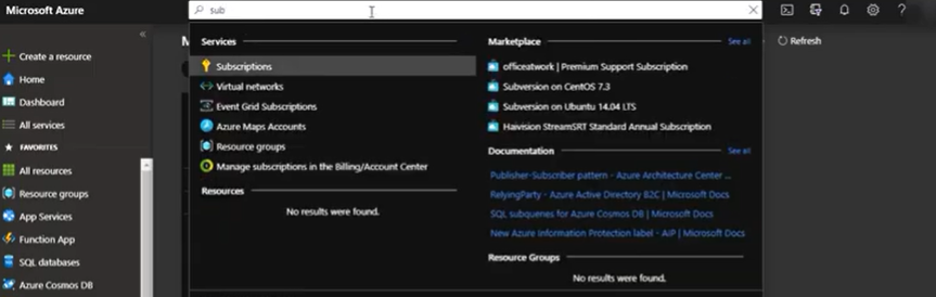 Azure Invoice and Detailed Billing Downloads