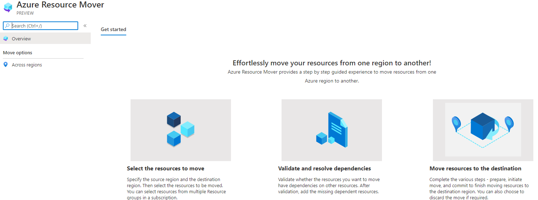 Azure Resource Mover