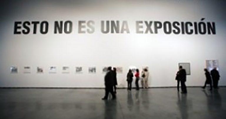 Esto no es una Exposición