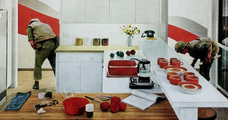 Martha Rosler: la casa, la calle, la cocina
