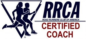 Road Runners Club of America Certified Coach logo