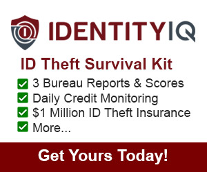 Click to signup for IdentityIQ