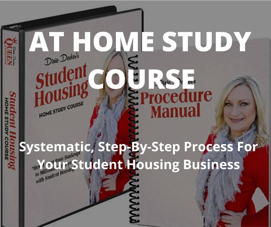 AT HOME STUDY COURSE